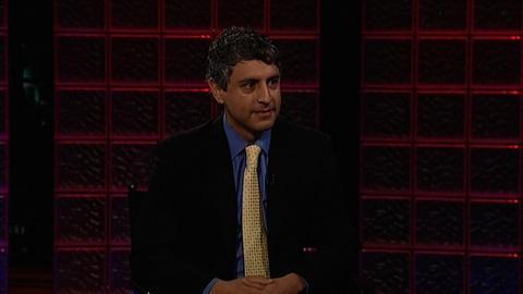 Tavis Smiley -- Comparative religions scholar Reza Aslan