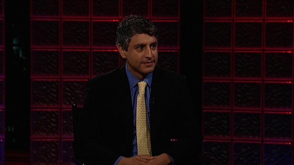 Comparative religions scholar Reza Aslan image