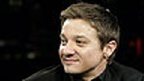 Tavis Smiley -- Jeremy Renner: Monday, 7/6