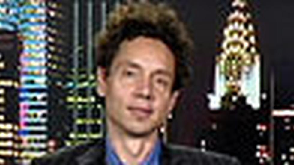 Malcolm Gladwell: Monday, 10/26 image