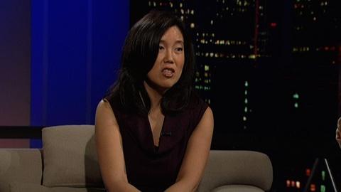 Tavis Smiley -- Former DC schools chief Michelle Rhee