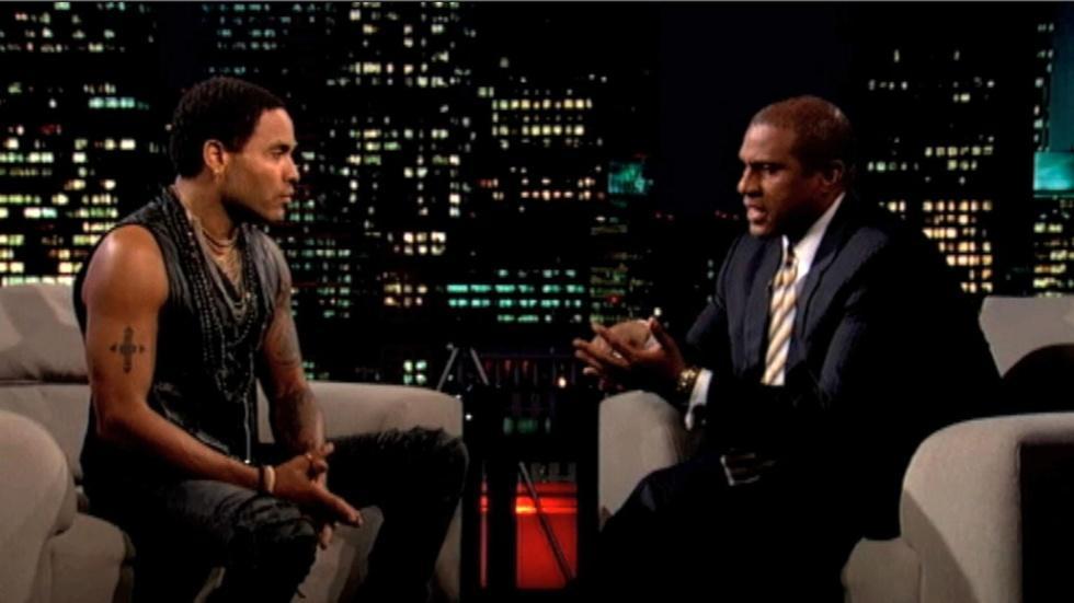 Singer-songwriter Lenny Kravitz image