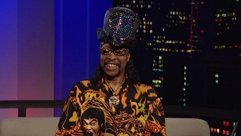 Tavis Smiley -- Musician Bootsy Collins