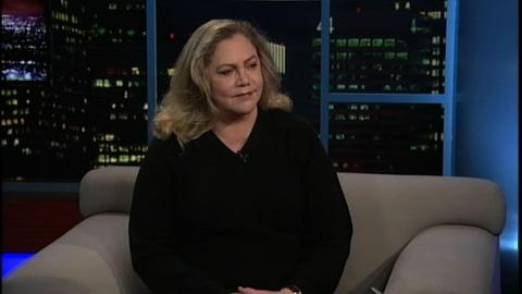 Tavis Smiley -- Actress Kathleen Turner, Part 1