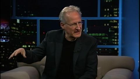 Tavis Smiley -- Writer-director-producer Michael Mann