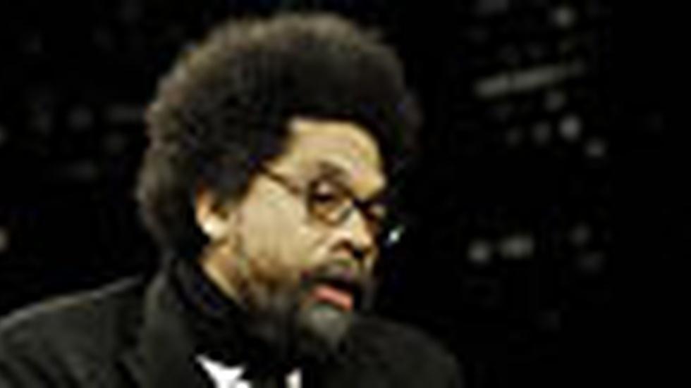 Dr. Cornel West: Thursday, 10/8 image