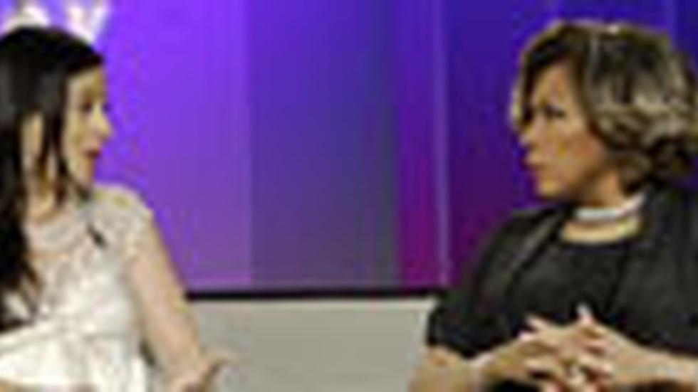 Diahann Carroll & Jessica Queller: Friday, 7/10 image