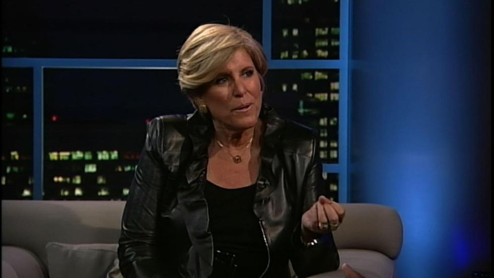 Personal finance expert Suze Orman image