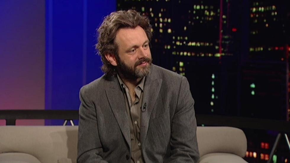 Actor Michael Sheen image