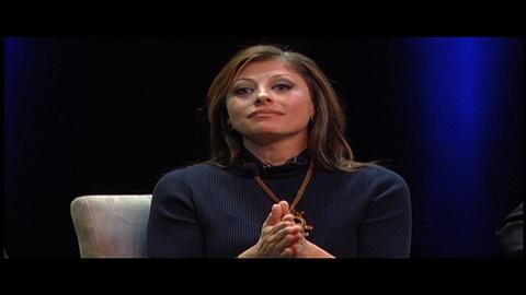 Tavis Smiley -- Maria Bartiromo - clip