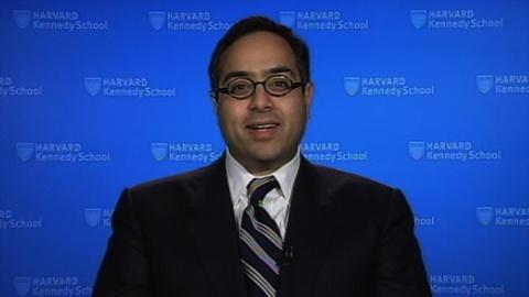 Tavis Smiley -- Middle East specialist Tarek Masoud