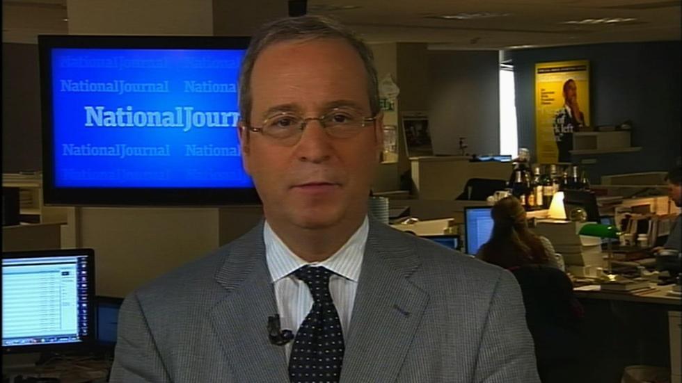 Journalist Ron Brownstein image