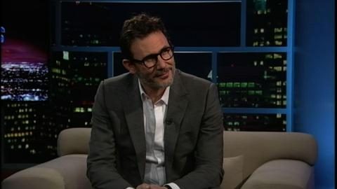 Tavis Smiley -- Writer-director Michel Hazanavicius