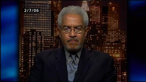 Tavis Smiley -- Historian Dr. Manning Marable Tribute