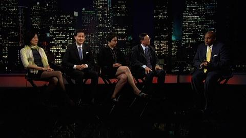Tavis Smiley -- China - Roundtable