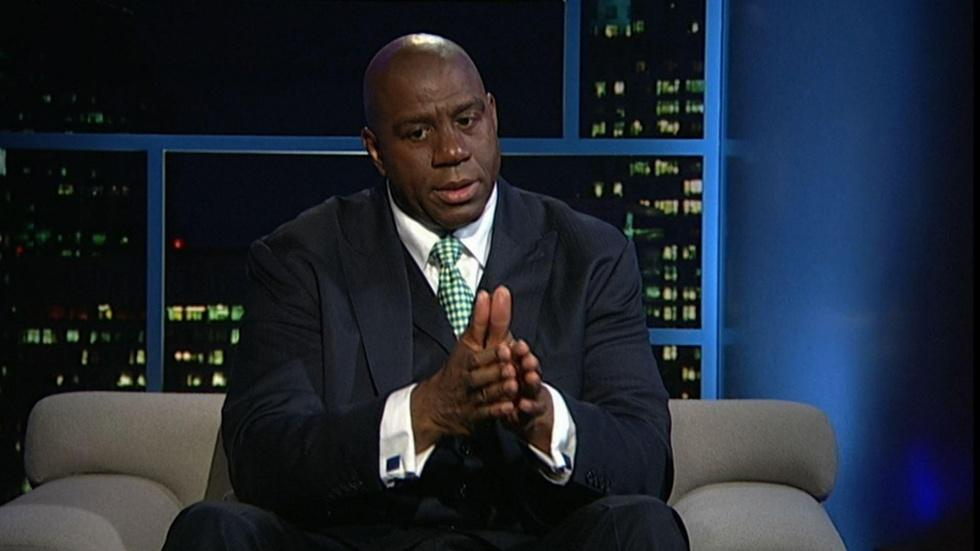 "Entrepreneur Earvin ""Magic"" Johnson image"