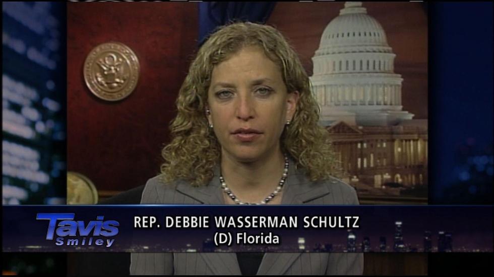 Rep. Debbie Wasserman Schultz: Tuesday, 1/11 image