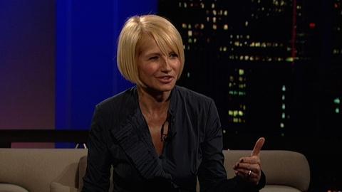 Tavis Smiley -- Actress Ellen Barkin