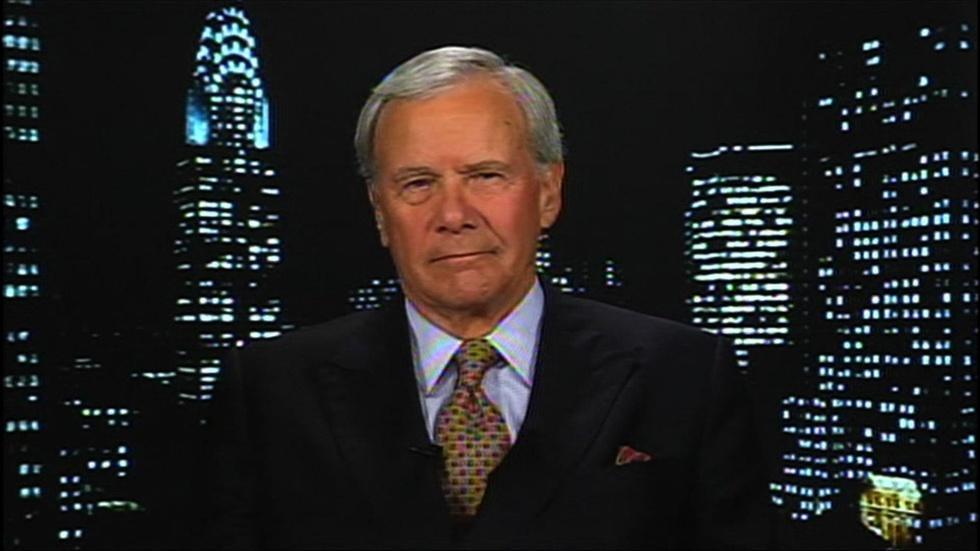 Journalist Tom Brokaw image