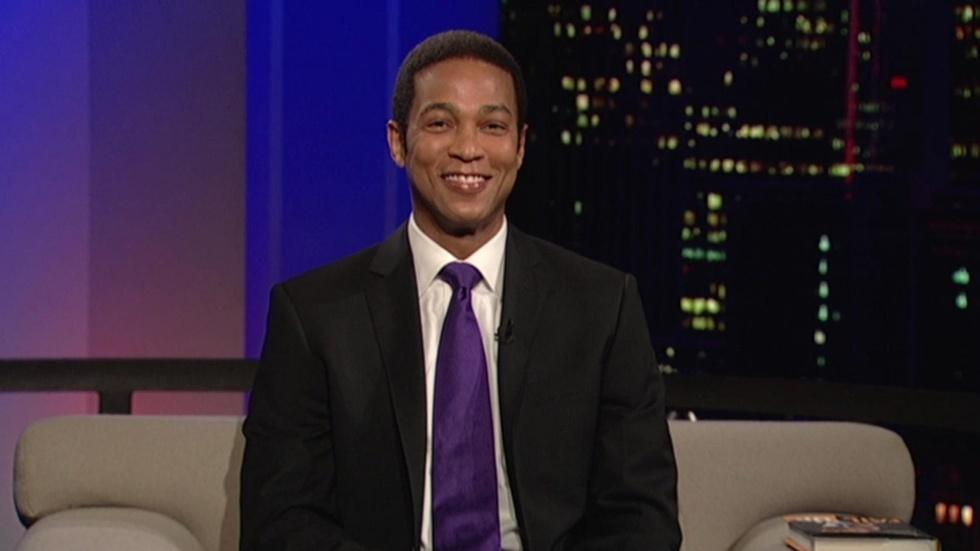 CNN anchor Don Lemon image