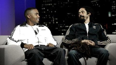 Tavis Smiley -- Nas; Damian Marley: 5/24/10