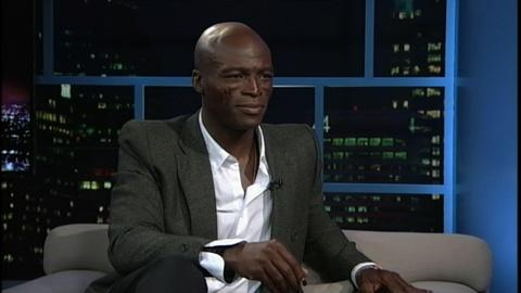Tavis Smiley -- Singer-songwriter Seal
