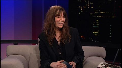 Tavis Smiley -- Patti Smith: Tuesday, 12/21