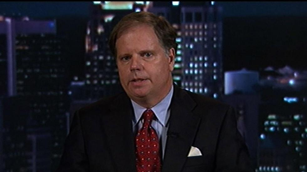 Former U.S. attorney Douglas Jones image