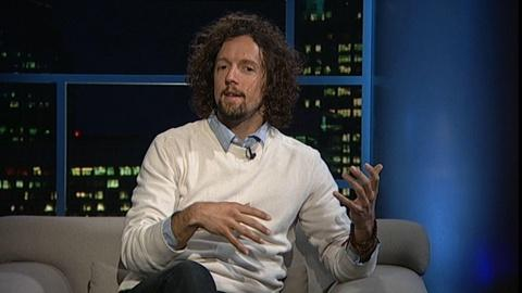 Tavis Smiley -- Singer-songwriter Jason Mraz