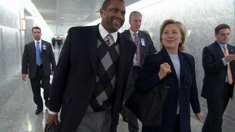 Tavis Smiley -- One on One with Hillary Clinton