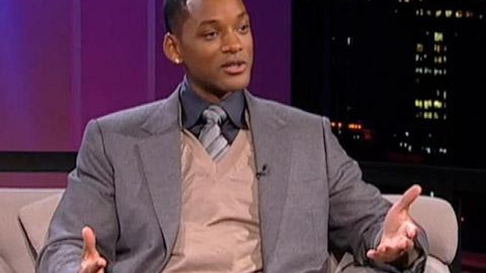 Actor Will Smith image