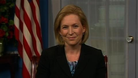 Tavis Smiley -- Sen. Kirsten Gillinbrand