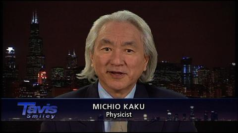 Tavis Smiley -- Physicist Michio Kaku