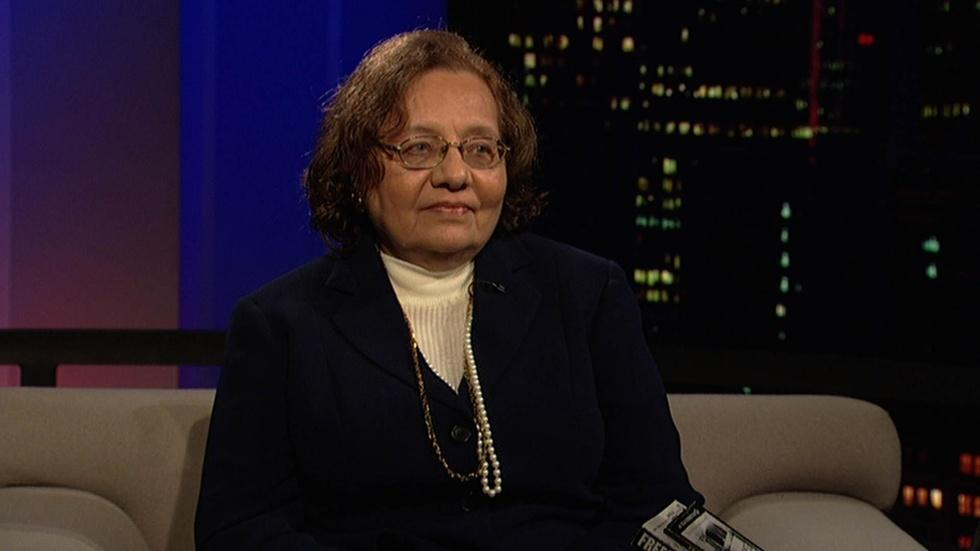 Civil Rights Activist Diane Nash image
