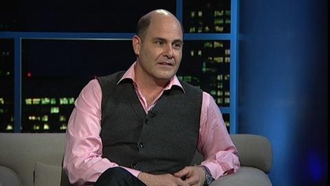 Tavis Smiley -- Writer-producer Matthew Weiner