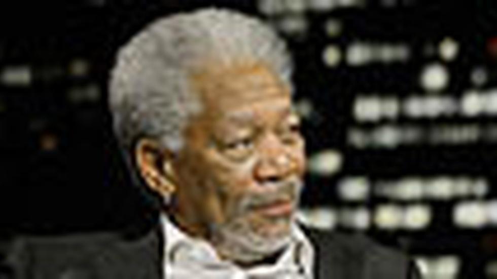 Morgan Freeman: Thursday, 12/10/09 image