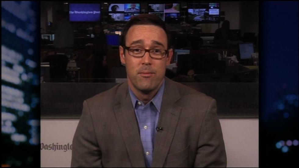 Washington Post journalist Chris Cillizza image