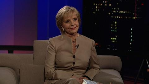 Tavis Smiley -- Actress Florence Henderson
