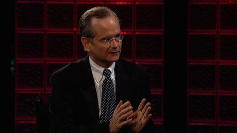 Tavis Smiley -- Law professor Lawrence Lessig