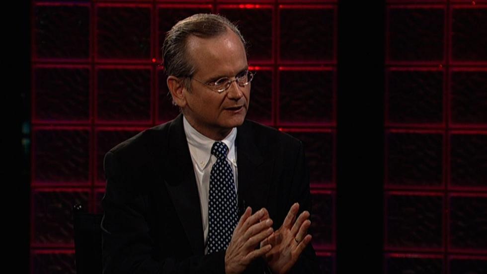 Law professor Lawrence Lessig image