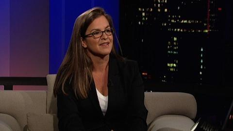 Tavis Smiley -- Investigative reporter Annie Jacobsen