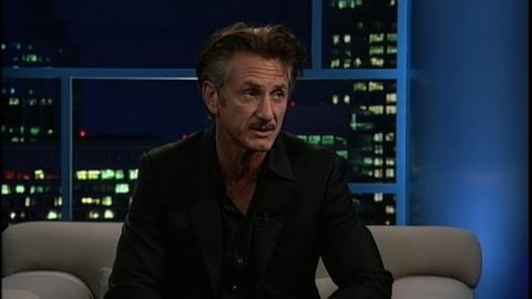Tavis Smiley -- Actor-activist Sean Penn, Part 1