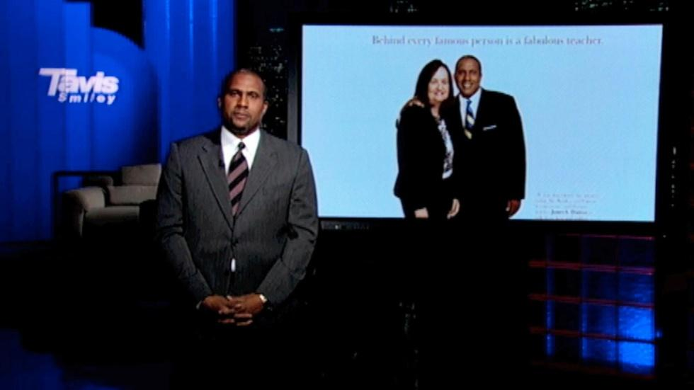 Tavis Smiley Reports Too Important to Fail Video Diary on... image