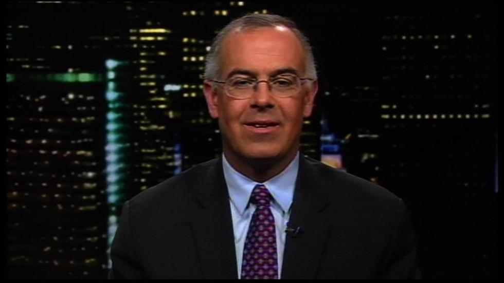 New York Times journalist David Brooks image