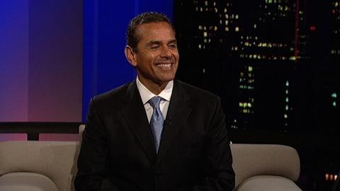 Tavis Smiley -- L.A. Mayor Antonio Villaraigosa