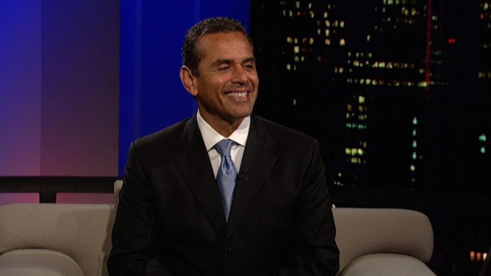 L.A. Mayor Antonio Villaraigosa image