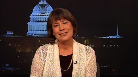 Tavis Smiley -- FDIC chair Sheila Bair