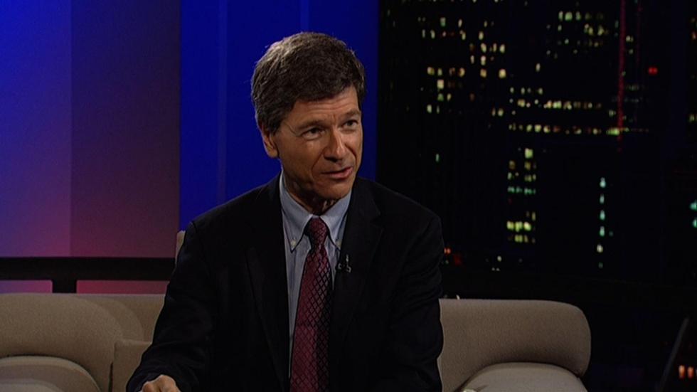 Economist Jeffrey Sachs image