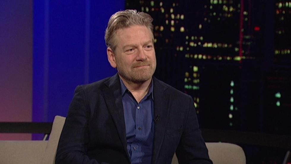 Actor-Director Kenneth Branagh image