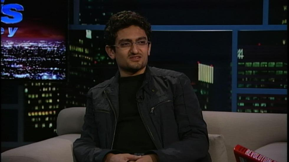 Internet activist Wael Ghonim, Part 2 image
